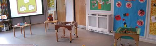 Cradle-Hall Pre-school Room 2