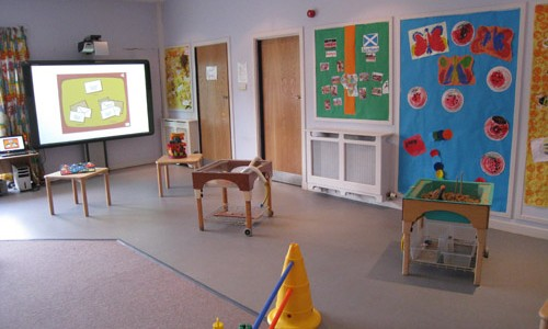 Cradle-Hall Pre-school Room 2