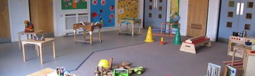 Cradle-Hall Pre-school Room 1