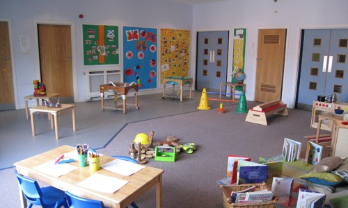 Cradle-Hall Pre-school Room 1