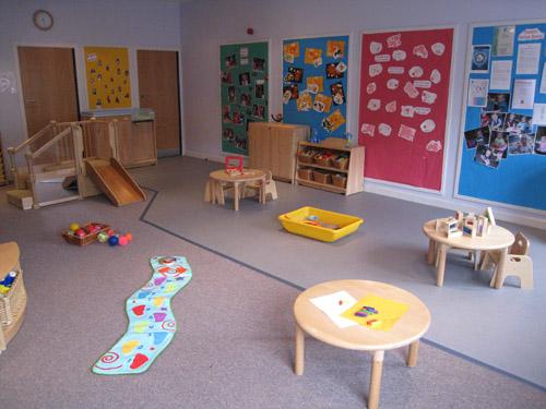 Private Day Nursery Baby Room Ideas